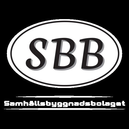 SBB Logo Negative